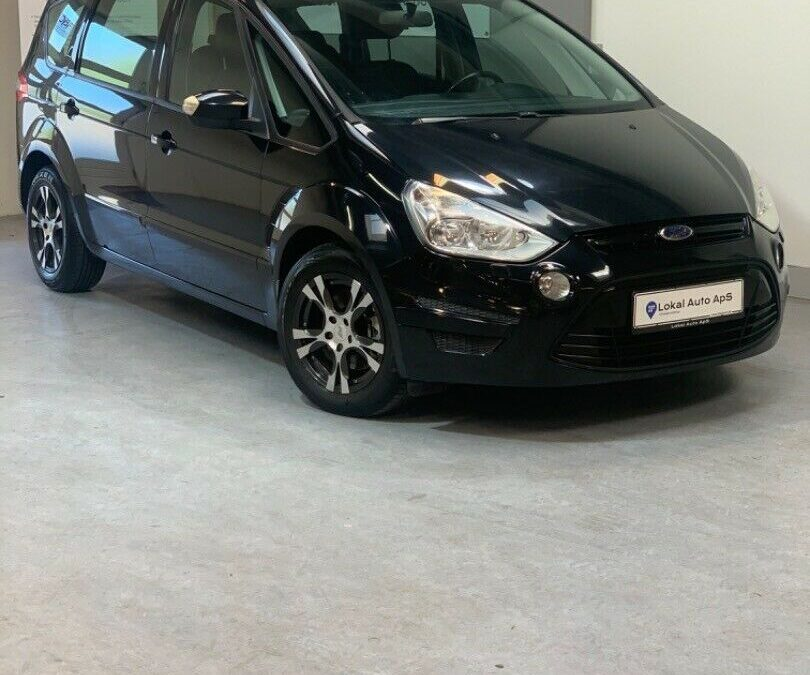 FORD – S MAX – 68.900,- SOLGT!!!
